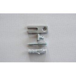 Seina kinnitus ss L3,5cm laekinnitus üherealine  matthõbe